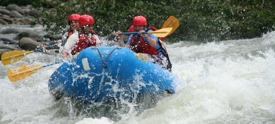 WhiteWater Rafting Sarapiqui River