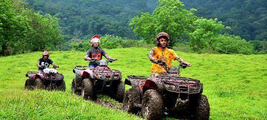ATV Tour - Arenal Volcano