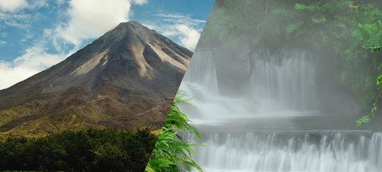 Arenal Volcano Hike & Hot Springs with Dinner